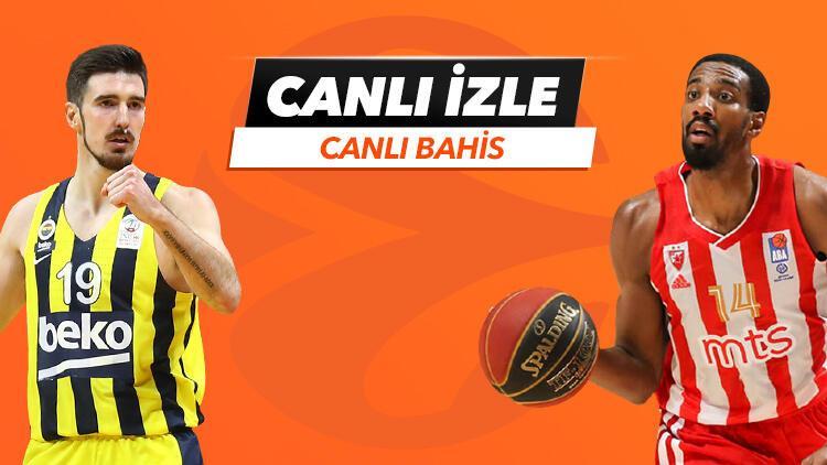 Kızılyıldızda 5 eksik Fenerbahçe Beko CANLI YAYINLA Misli.comda olacak...