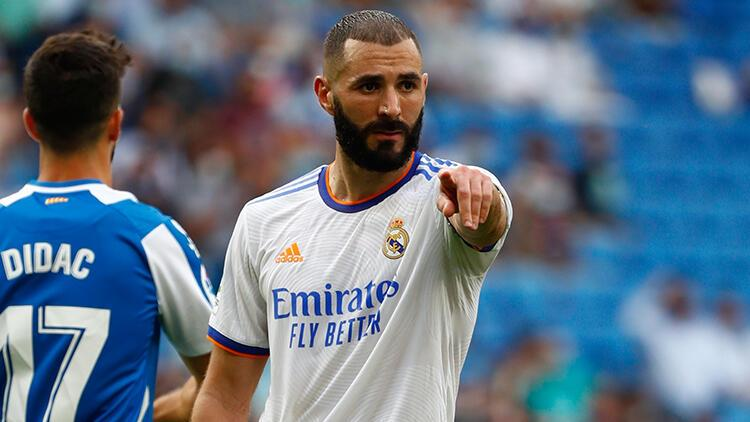 Real Madrid, ligdeki ilk yenilgisini Espanyol deplasmanında aldı