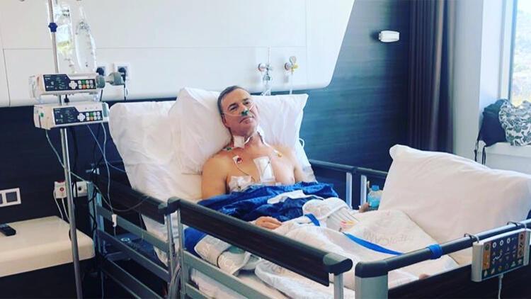 Murat Başoğlu ölümden dönmüş