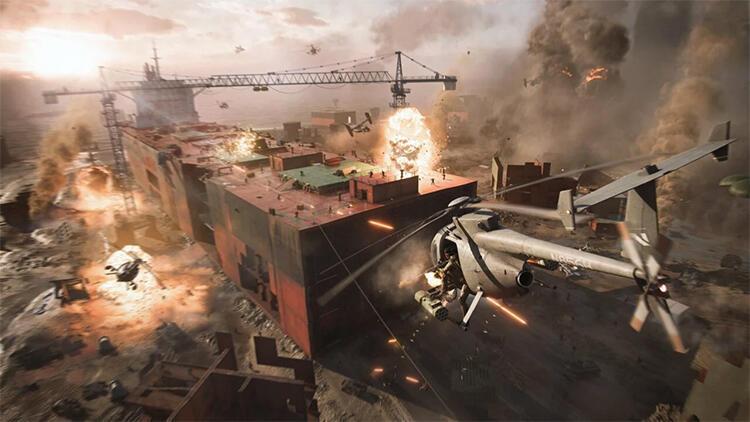Battlefield 2042 yeni nesil yükseltmesi için yeni oyun alınması gerekmeyecek