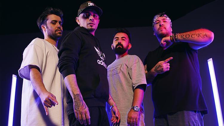 Rock ve Rap Ruhu 'Ölü Kral'da Bir Arada