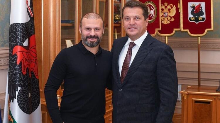 Rusyaya cami yaptıran Gökdeniz Karadeniz: Açılışı Cumhurbaşkanı Erdoğanın yapmasını isterim