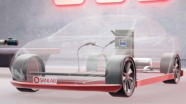 Elektrikli araçlara 'yerli' usta çözümü