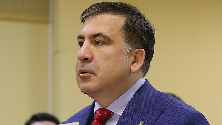 Gürcistanda açlık grevini sürdüren eski cumhurbaşkanı Saakaşvilinin sağlık durumu kötüleşti