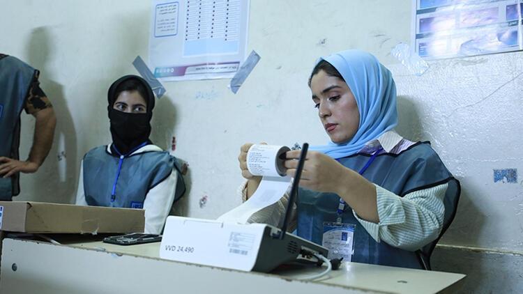 Irakta 18 yıl sonra erken seçim Katılım oranı yüzde 41