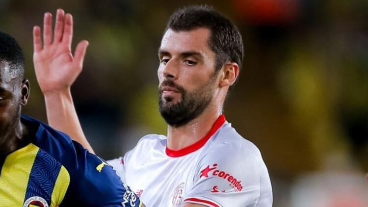 Antalyasporda Sivasspor maçı öncesi tek eksik Poli