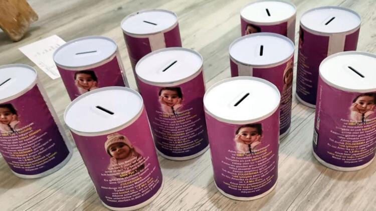 Vicdansızlığın bu kadarına pes: Berinay bebek için toplanan bağışlar çalındı