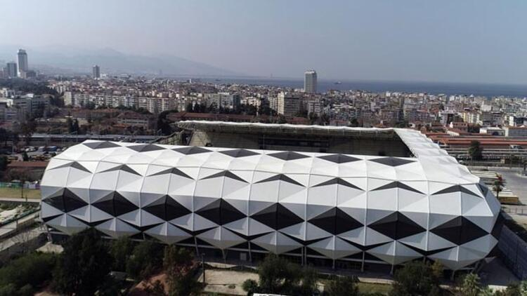 İzmir Alsancak Stadı'nda geri sayım