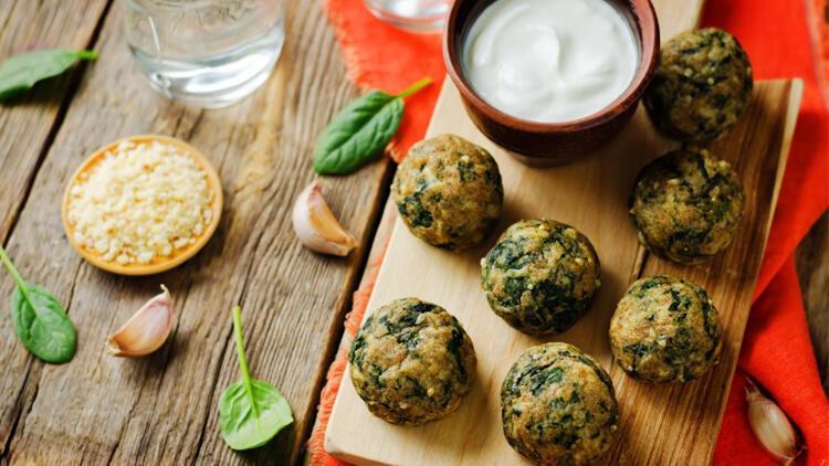 Gelinim Mutfakta ıspanak topları nasıl yapılır? Ispanak topları tarifi ve malzemeleri