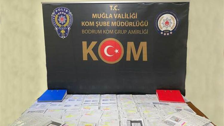 Çekirge operasyonu 28 ilde 235 gözaltı
