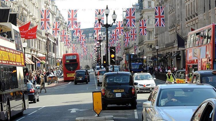 İngiliz ekonomisi ağustos ayında yüzde 0,4 büyüdü