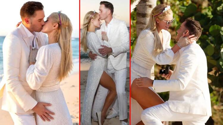 Düğün tarihi gizli, bir haftadır bekarlığa veda ediyor: Paris Hilton, dördüncü nişanlısıyla evlenmek için gün sayıyor