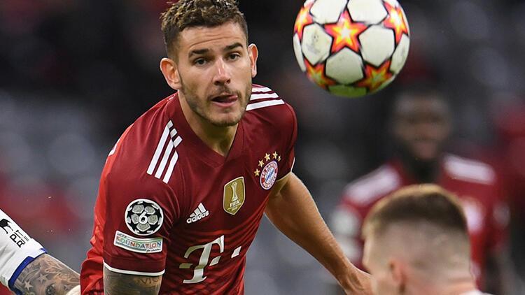 Bayern Münihli Lucas Hernandeze hapis şoku Balayına gidince...