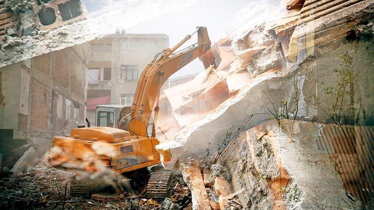 Bina yıkımı kurala bağlandı