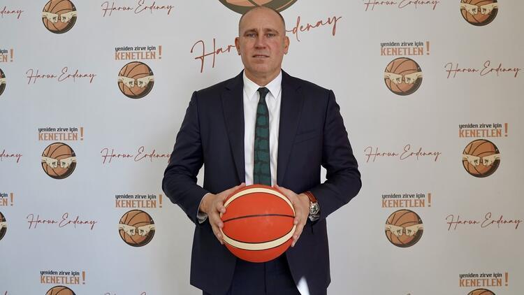 Harun Erdenay: Son 5 yılda basketbolda...