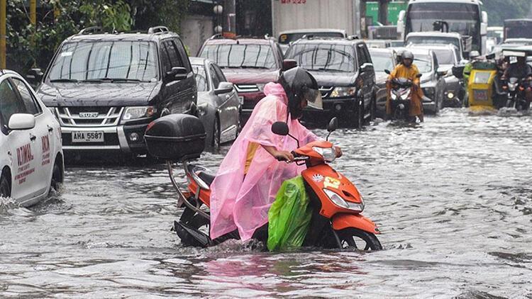 Filipinlerde sel felaketi: 19 ölü