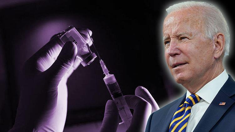 Bidendan koronavirüs aşısı açıklaması: Zorunluluk işe yarıyor