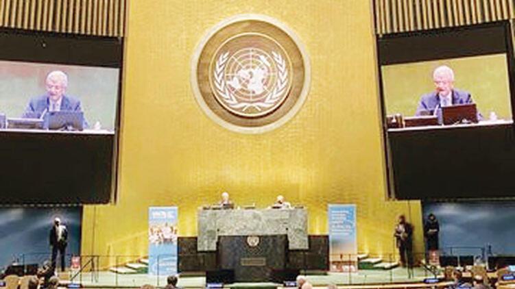 Erdoğandan BM mesajı: Konseye adil mimari zorunlu