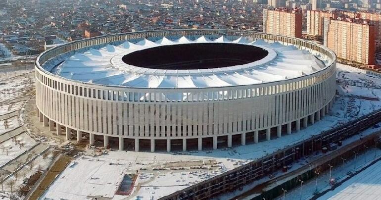 Fenerbahce Nin Rakibi Krasnodar Stadi Ile Buyuluyor