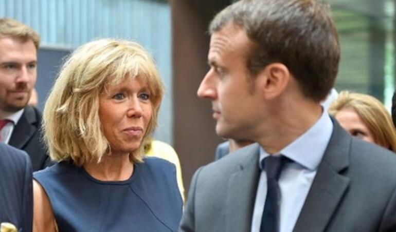 Fransa Nin Yeni Cumhurbaskani Esinin 25 Yas Buyuk Olmasiyla Ilgili Ilk Kez Konustu Guncel Haberler