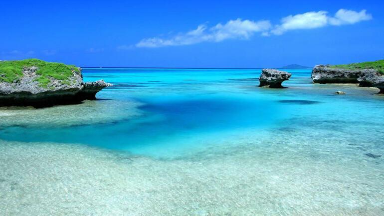 Dünyanın göz kamaştırıcı güzellikteki 10 sahili