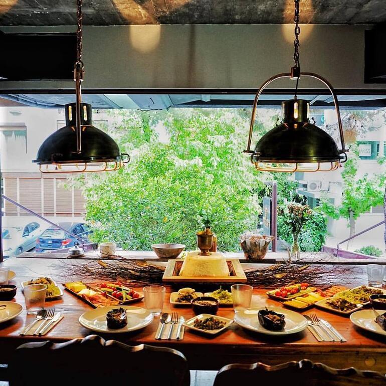 İzmir'in en iyi 10 restoranı