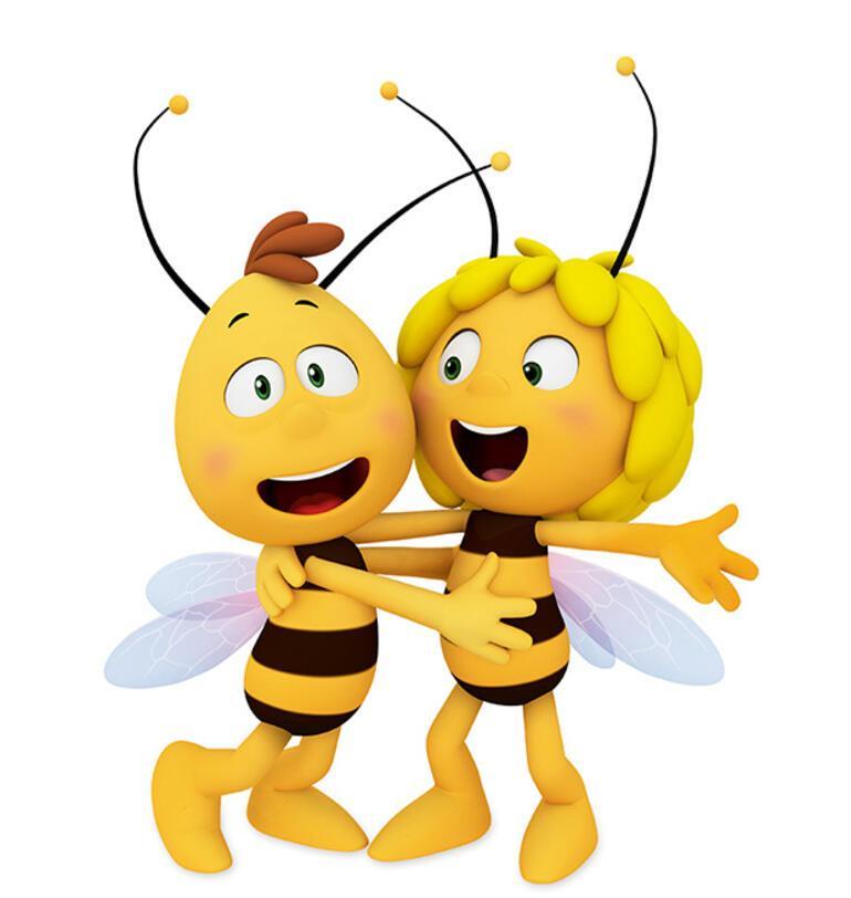картинки пчелка майя смешные ещё тысяча вопросов