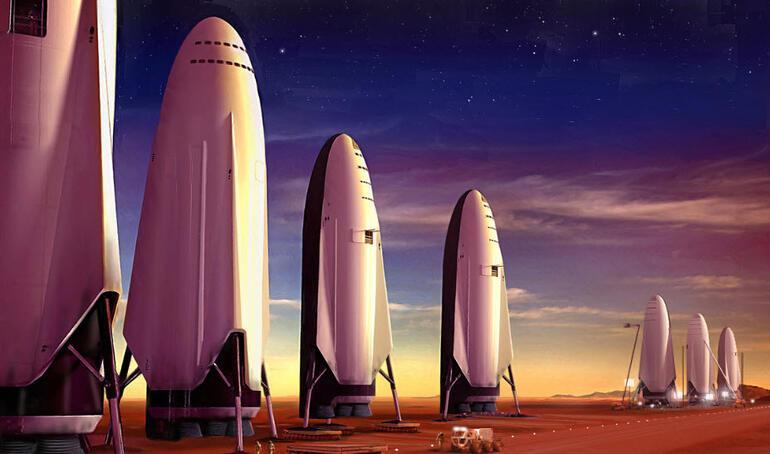 Elon Musk resmen açıkladı: İşte Ay'a uçacak ilk turist - Teknoloji Haberleri