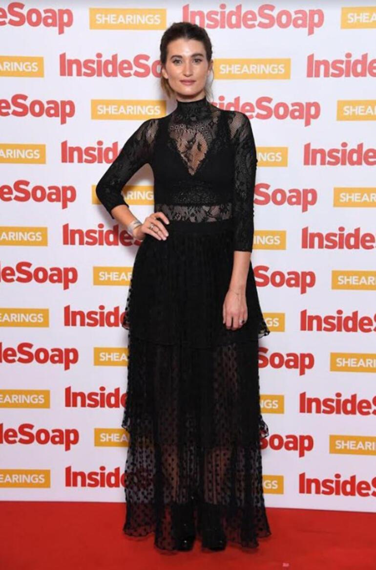 Inside Soap Awards'ta Kartal'a övgü