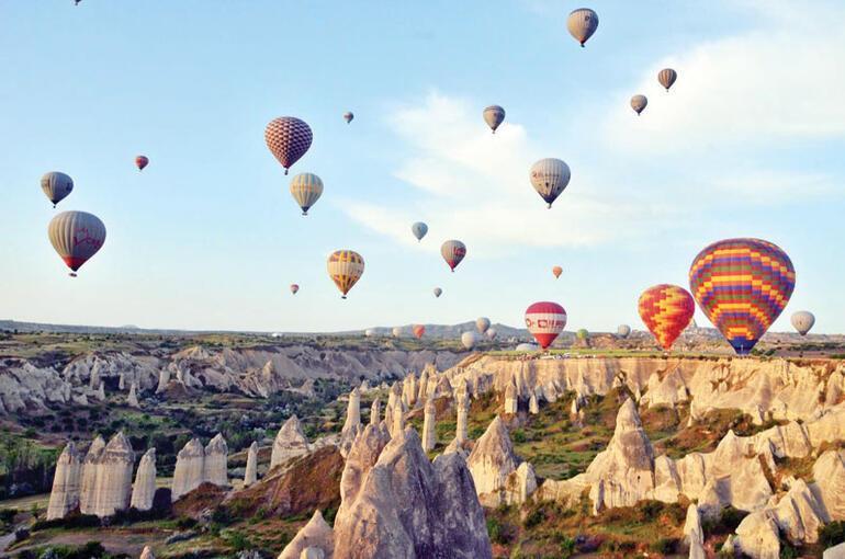Kapadokya Da Balon Kavgasi Jale Ozgenturk Kose Yazilari