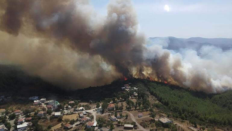 Son dakika... Muğla'dan art arda yangın haberleri - Son Dakika Haber
