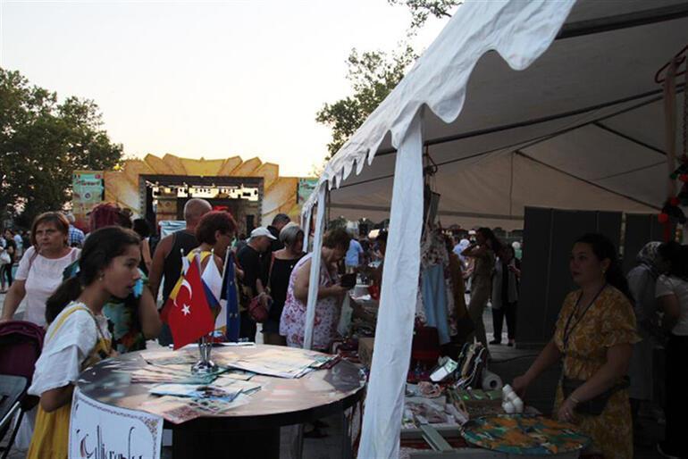 Aşk yoksa sanat da yoktur:  Köstence'de Türkart Festivali
