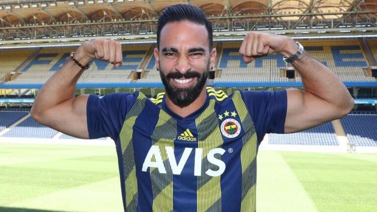 Fenerbahçede kritik karar Adil Rami...