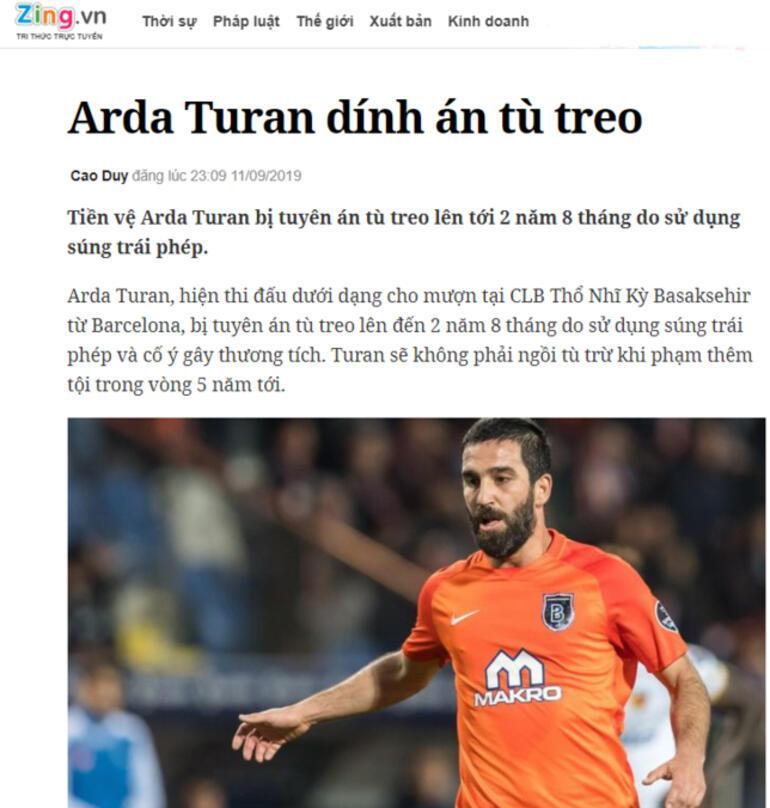 Marca ve Mundo Deportivo, Arda Turan kararını böyle gördü