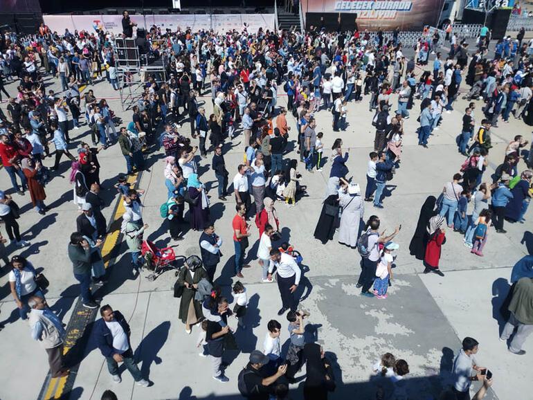 Resmen rekor kırdı 1 milyon 750 bin kişi ziyaret etti
