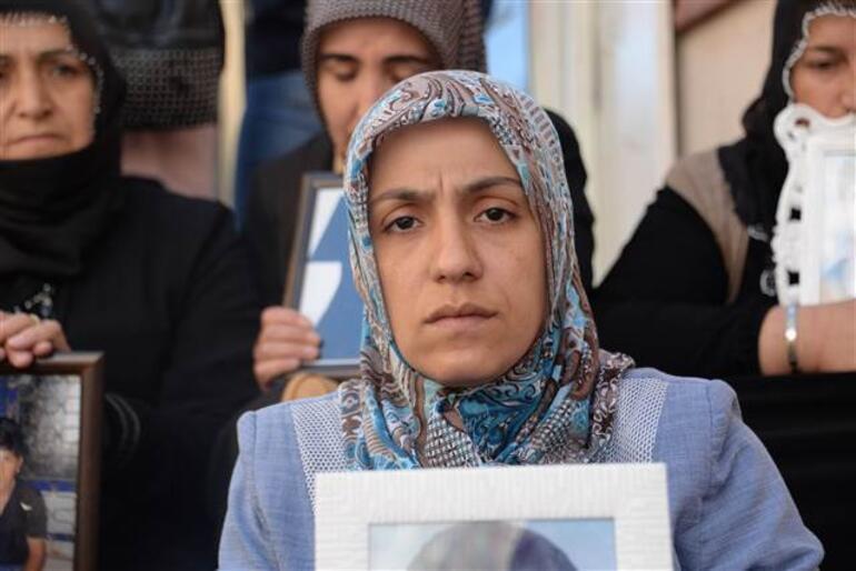 Diyarbakır'da ailelerin eyleminde 21. gün - Son Dakika Haberleri