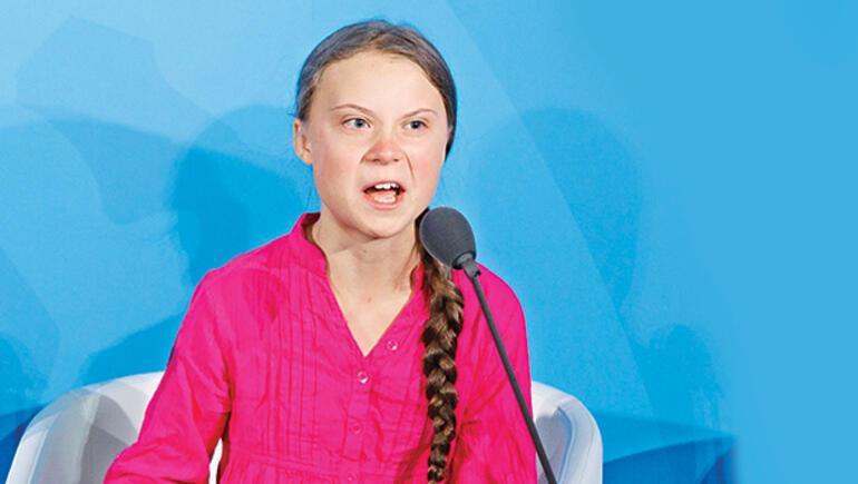 Dünyayı Greta'lar kurtaracak