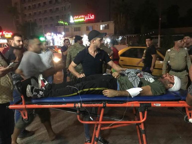 Irakta feci tablo... Ölü sayısı her gün artıyor
