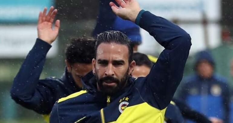 Fenerbahçede Adil Rami kararı