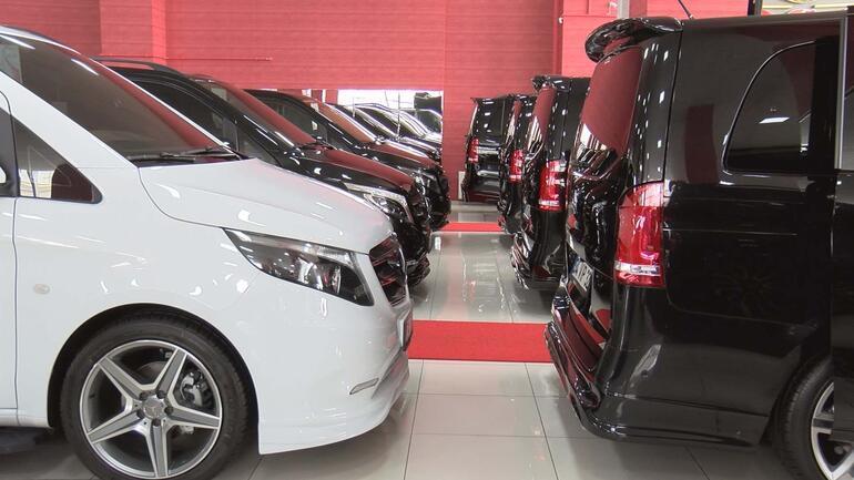 Mahkeme karar verdi Araçların hepsi satışa çıktı