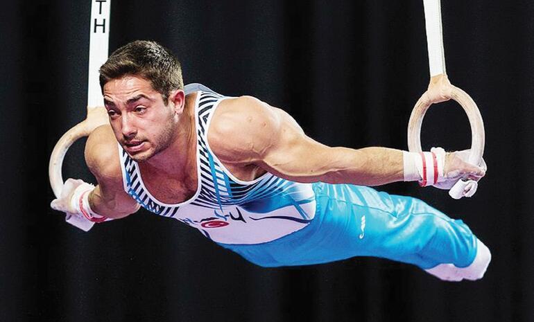 Dünya jimnastik şampiyonumuz İbrahim Çolak: Jimnastik yapmasaydım mahallemden dışarı çıkamazdım