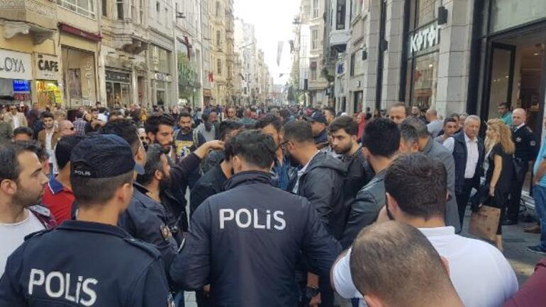İstanbul'da hareketli anlar! 'Çantamda bomba var. Patlatacağım'