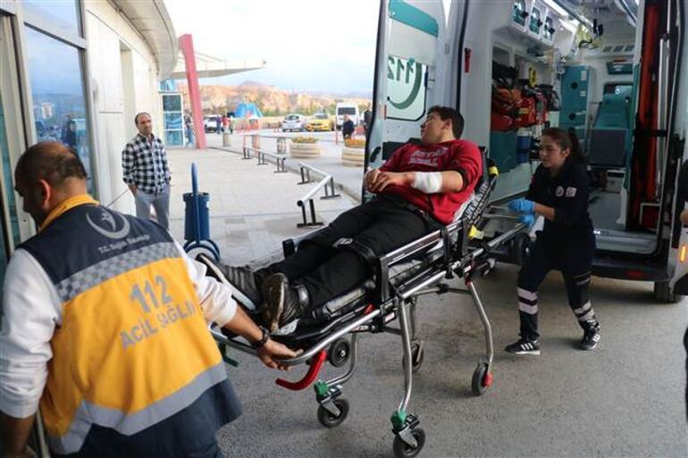 Şehrin göbeğinde korkunç olay: 1 ölü, 1 yaralı