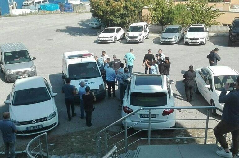 Son dakika | Denizlispor basın toplantısını silahla bastılar