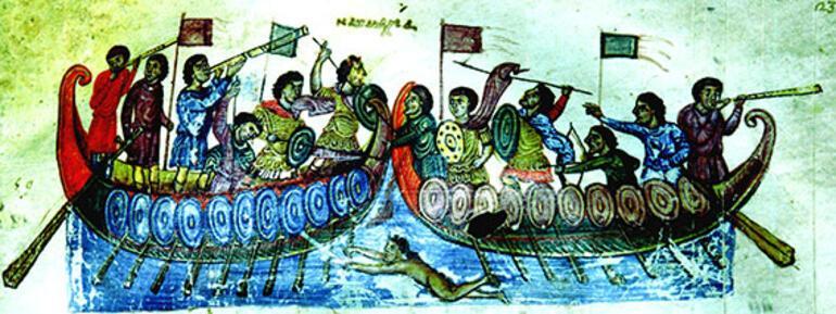 Damat kılıcıyla katledilen büyük denizci: Çaka Bey