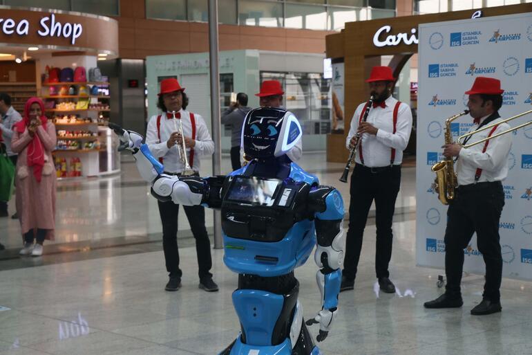 Sabiha Gökçen Havalimanında büyük yenilik Göreve başlıyor...