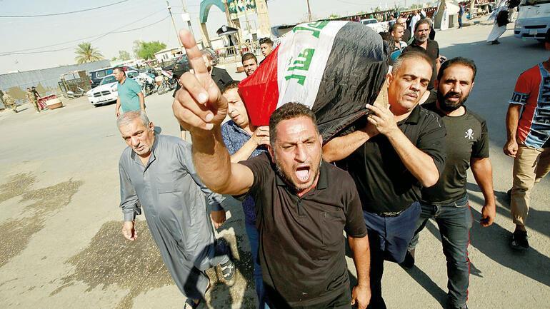 Irak'ta can kaybı artıyor: Öldürmek için vuruyorlar