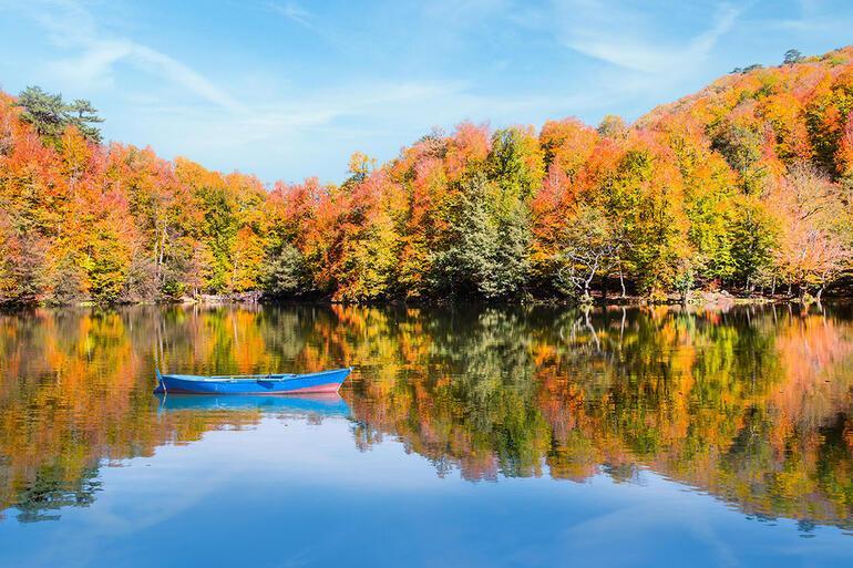 Doğa tutkunları için yeryüzü cenneti: Yedigöller