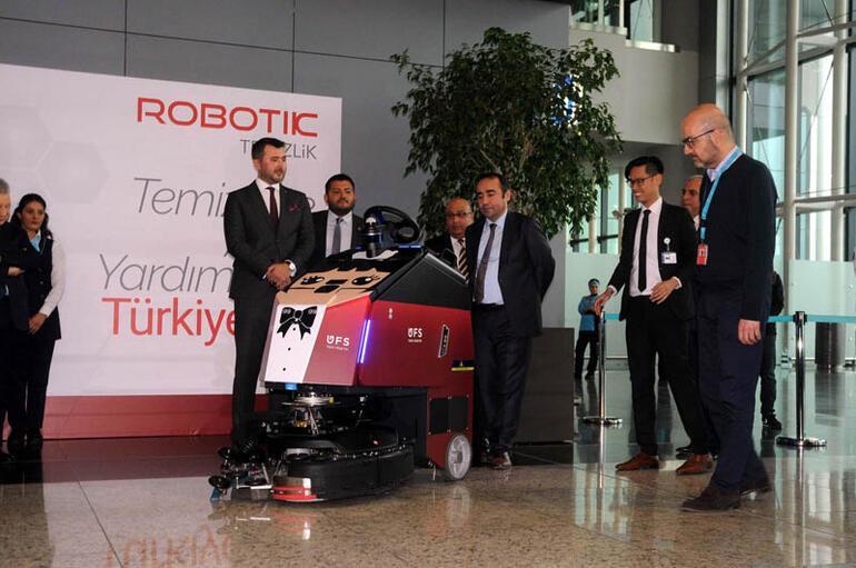 İstanbul Havalimanında yeni dönem Artık onlar çalışacak
