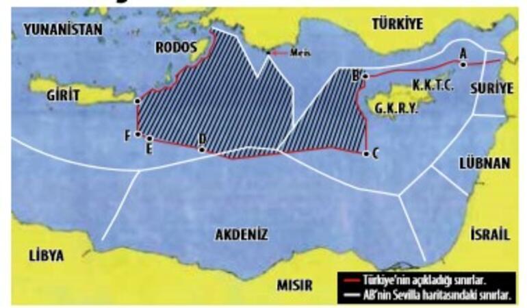 Akdeniz'deki krizin merkez üssü yoksa Meis Adası mı? - Sedat ERGİN   Köşe  Yazıları